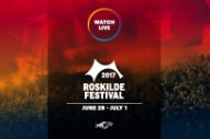 Livestream Roskilde 2017