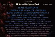 Sound On Sound Fest 2017 Lineup