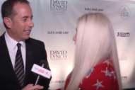"Seinfeld To Kesha: ""No Hug For You!"""