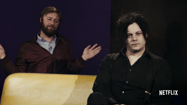 Rory Scovel & Jack White