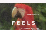 "Calvin Harris – ""Feels"" (Feat. Pharrell Williams, Katy Perry, & Big Sean)"