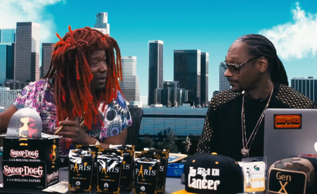 Snoop Dogg Parodies Young Thug In New