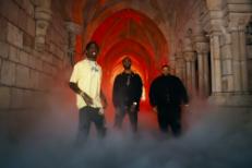Travis Scott, Big Sean, & DJ Khaled
