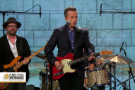 Watch Jason Isbell Play Three Songs On <em>CBS This Morning</em>