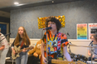 Watch Finn Wolfhard's Band Cover Twin Peaks
