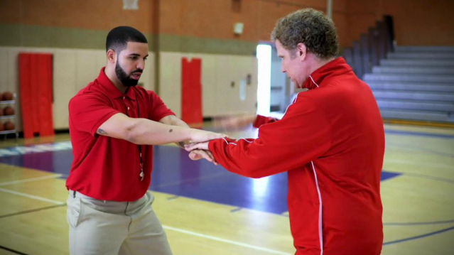Drake & Will Ferrell