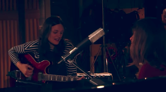 Watch The Staves & Justin Vernon Play