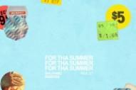 "Shlohmo – ""For Tha Summer (Vol. XXVII)"" Mix"