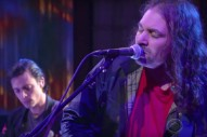 Watch The War On Drugs Play A Four-Guitar Version Of &#8220;Holding On&#8221; On <em>Colbert</em>