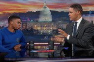 Watch Vince Staples Talk <em>Big Fish Theory</em>, Afrofuturism, Sprite On <em>The Daily Show</em>