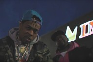 "Westside Gunn & Conway – ""Machine Gun Black"" Video"