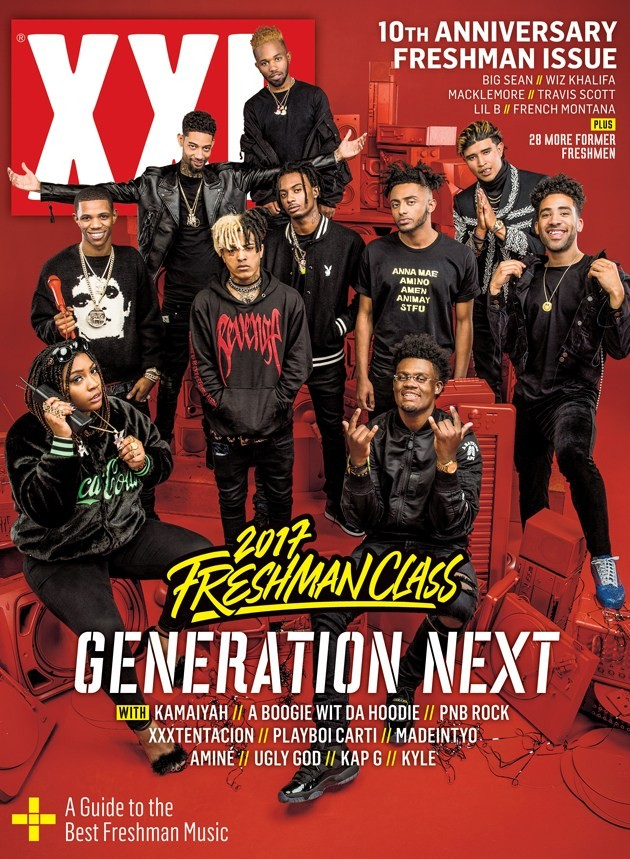 Let's Talk About This Year's XXL Freshmen - Stereogum