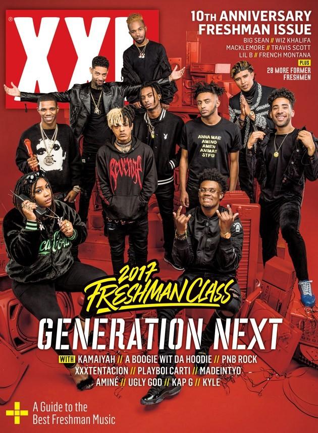 XXL Freshmen