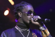 "Young Thug Samples Bright Eyes' ""First Day Of My Life"" On New Album"