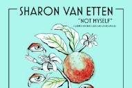 "Sharon Van Etten – ""Not Myself (Hercules & Love Affair Remix)"""