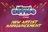 Rick Ross, Marshmello, & More Join Hot 100 Music Festival Lineup
