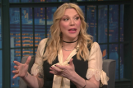 Watch Courtney Love Talk New Music, Memoir On <em>Seth Meyers</em>