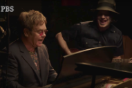 "Elton John & Jack White – ""Two Fingers Of Whiskey"""