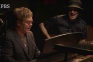 "Elton John & Jack White – ""Two Fingers Of Whiskey"""