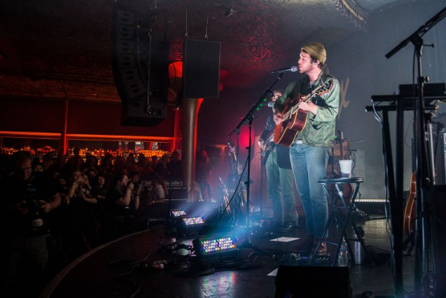 Fleet Foxes Performs At The Showbox