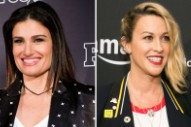 Idina Menzel To Lead Reading Of Alanis Morissette&#8217;s <em>Jagged Little Pill</em> Musical