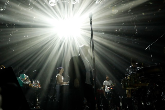 LCD Soundsystem In Concert - Brooklyn, New York