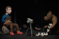 Watch Claymation Mac DeMarco Get Interviewed By His Grizzly Bear Captor