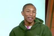 "Pharrell's Working On ""Amazing"" New Ariana Grande And Justin Timberlake Albums"