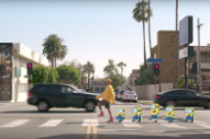 "Pharrell – ""Yellow Light"" Video"