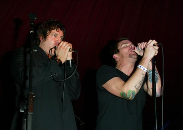 Stephan Jenkins & Mark McGrath