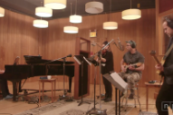 """Watch Sufjan Stevens, Nico Muhly, And Bryce Dessner Play """"Mercury"""" In Studio"""