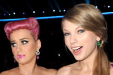 Katy Perry & Taylor Swift @ 2011 American Music Awards