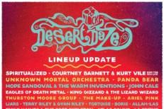 Desert Daze 2017 Lineup
