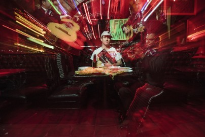 Q&A: Avey Tare Talks Working With Old Friends On His Mysterious New Album Eucalyptus