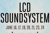 LCD Soundsystem Announce Another Brooklyn Steel Residency Starting This Friday