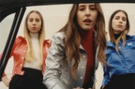 Haim Hosting LA Pop-Up & Acoustic Set Saturday