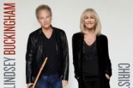 Stream Lindsey Buckingham & Christine McVie's New Self-Titled Album