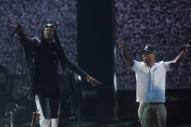 Watch Kendrick Lamar Bring Out 2 Chainz & Travis Scott In Brooklyn