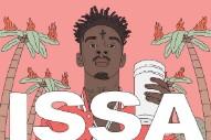 Stream 21 Savage <em>ISSA Album</em>