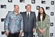 "MTV Announces ""An Inconvenient Special"" Town Hall Featuring Al Gore, Fat Joe, & Steve Aoki"