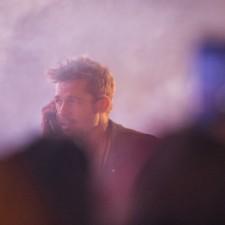 Watch Brad Pitt Join Frank Ocean At FYF Fest