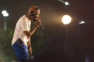 "Watch Frank Ocean Debut Cover Of Steve Monite's ""Only You"" At FYF"