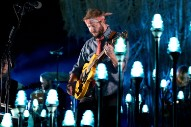 """Watch Bon Iver's Justin Vernon Sing Prince's """"Erotic City"""" With The Revolution"""