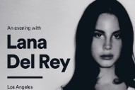 Lana Del Rey&#8217;s Top Spotify Listeners Can Celebrate <em>Lust For Life</em> Release With Her In Hollywood Tomorrow