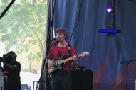 Pinegrove Sends Pitchfork Fest Into An Emotional Frenzy
