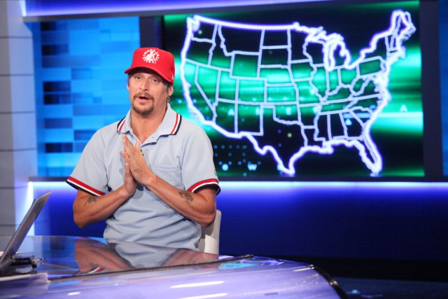 Kid Rock Visits FOX's
