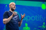 "Spotify Hit With Two More Lawsuits Claiming ""Staggering"" Copyright Infringement"