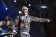 "Slipknot Vs. Nickelback Round 4: Corey Taylor Calls Chad Kroeger ""Captain Ego From Planet Douche"""