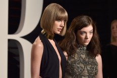 Taylor Swift & Lorde