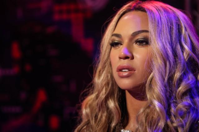 Beyoncé at Madame Tussauds Istanbul